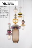 Event ICFF 2019 New York Design Week - Studio Kalff