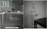 Publicity Magazine Du Monde - Studio Kalff