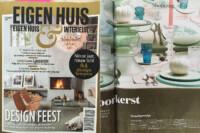 Publicity Eigen Huis en Interieur - Studio Kalff
