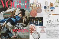 Publicity Vogue Living - Studio Kalff