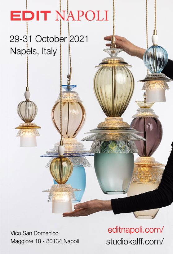 Event Edit Napoli 2021 - Studio Kalff